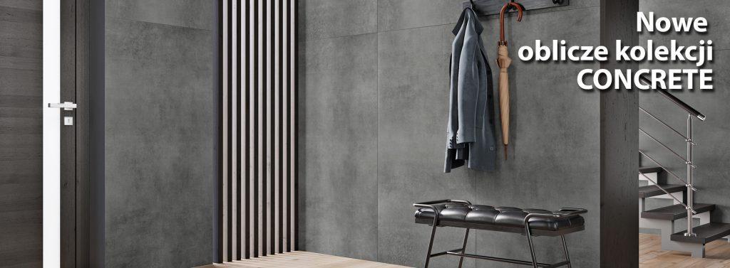Zmeny vo veľkom! Nové veľkosti a rozšírená paleta farieb v línii výrobkov Concrete