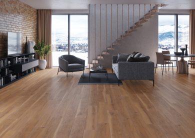Acero ochra - Wood, Elevation