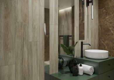 Aviona bianco - Floor tiles, Wall tiles