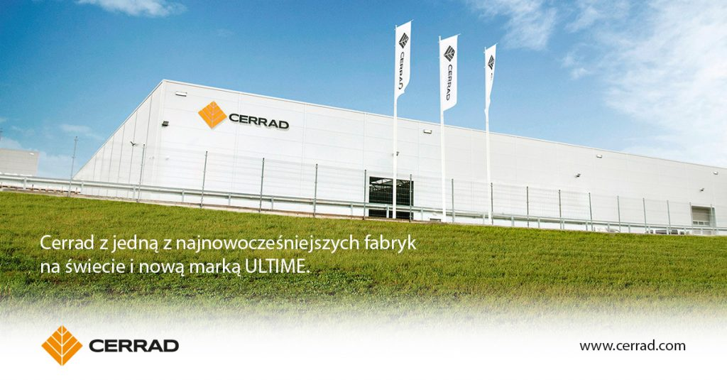 Cerrad otvoril v Starachowiciach jednu z najmodernejších výrobní na svete a uviedol na trh najväčšie gresové obklady v Poľsku