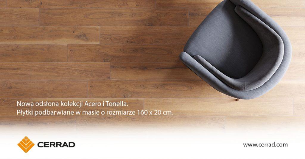 Nová veľkosť, nové možnosti. Cerrad rozšíril produktovú líniu Tonella a Acero