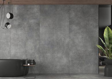 Concrete Anthracite - Wall tiles, Floor tiles