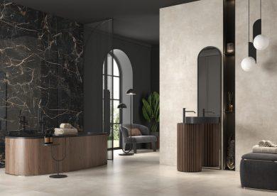 Concrete Beige - Wall tiles, Floor tiles