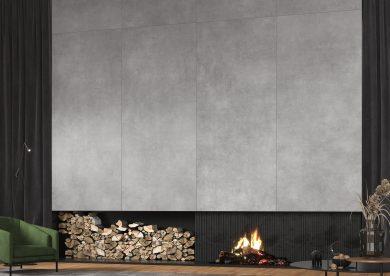 Concrete Graphite - Wall tiles, Floor tiles