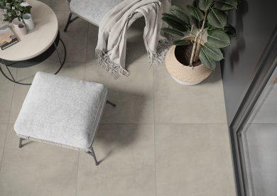 Macro grys - Floor tiles, Wall tiles