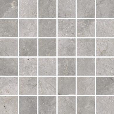 Masterstone Silver mosaic polished - 12
