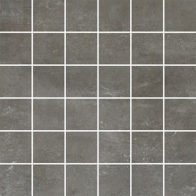 Softcement graphite mosaic - 12