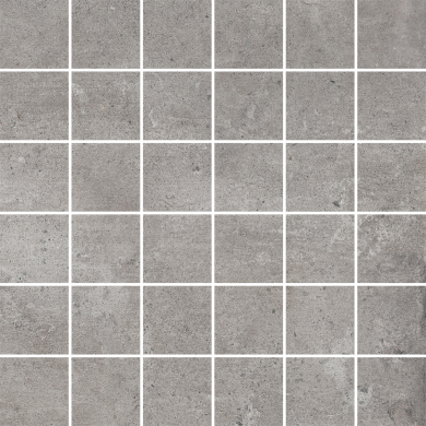 Softcement silver mosaic - 12