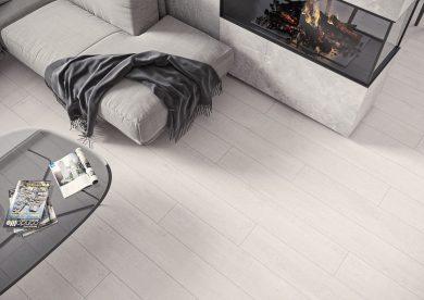 Nickwood Bianco - Floor tiles, Wall tiles