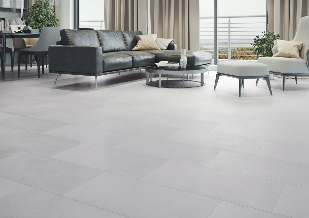 How To Pick Porcelain Stoneware Tiles For Your Living Room See Our Ideas Cerrad