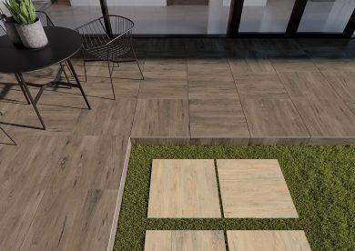 Ragaya Dark brown 2.0 - Terrace tiles 0,79