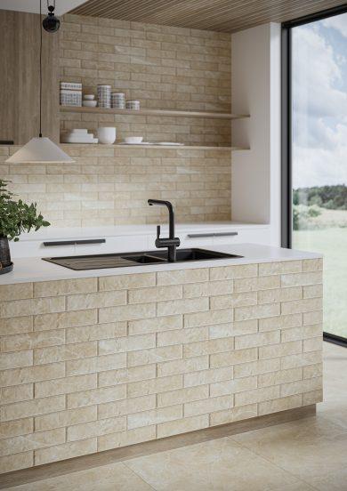 Rapid beige - Wall tiles