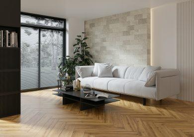 Grapia noce - Floor tiles, Wall tiles