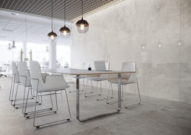 Softcement white polished - Wall tiles, Floor tiles