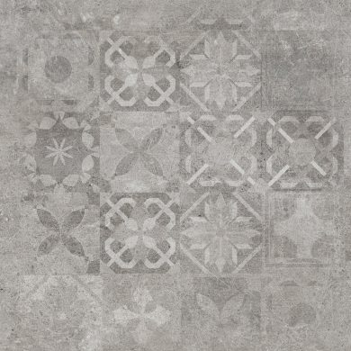 Softcement silver patchwork - 24