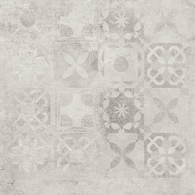 Softcement white patchwork - 24