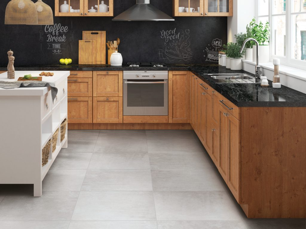How to Choose Kitchen Tiles Porcelain or clinker tiles? | Guide
