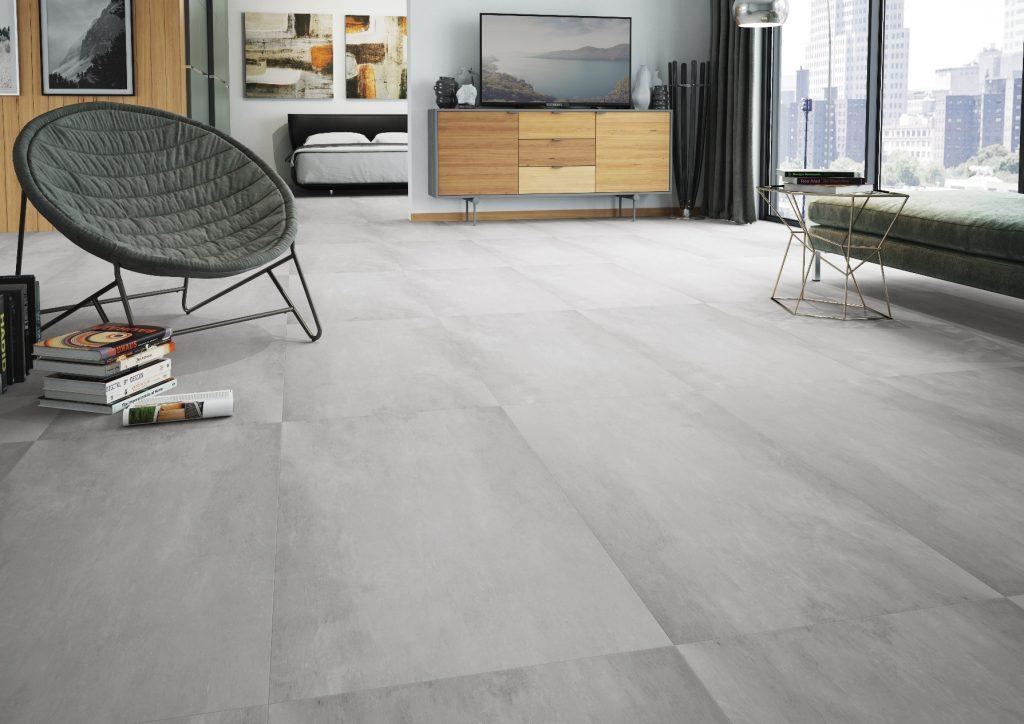 How To Pick Porcelain Stoneware Tiles, Tiles For Flooring In Living Room