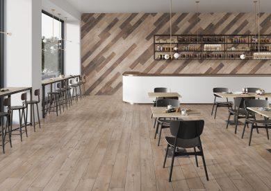 Tonella beige - Wood, Elevation